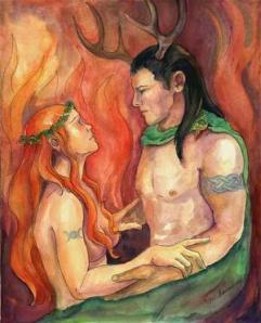 The Goddess and God