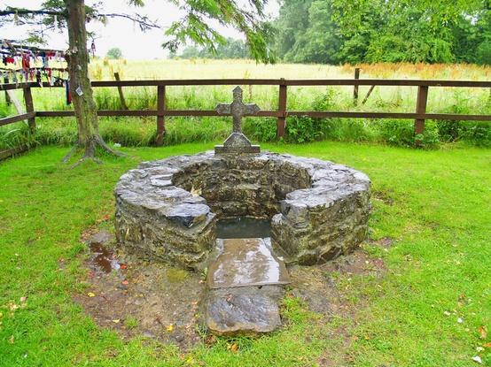 Brighid's Well - Kildare, Ireland