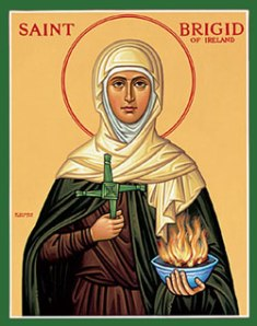 brigid-of-kildare