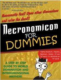 Necronomicon_for_Dummies_by_godzillasmash