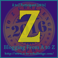 """Z"" Is For Zodiac"