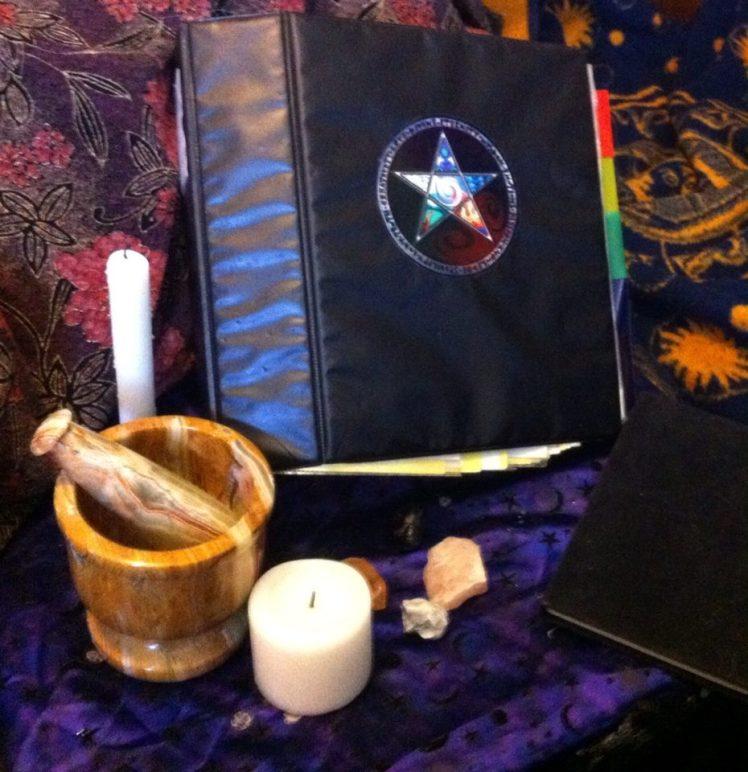 BOS altar