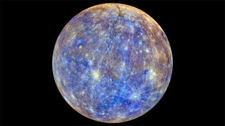 Mercury Spin