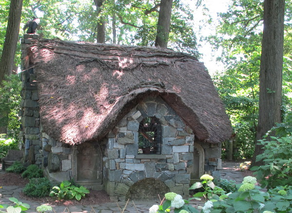 Knock on the cottage door the keeper 39 s path for How to build a stone cabin