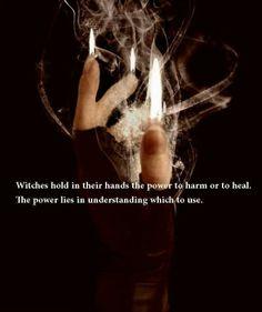 harm or heal